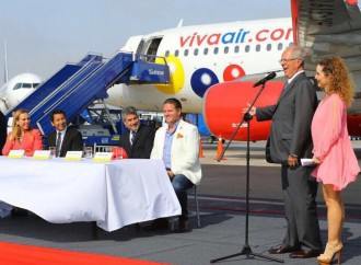 VivaColombia le da la bienvenida a su aerolínea hermanaViva Air Perú