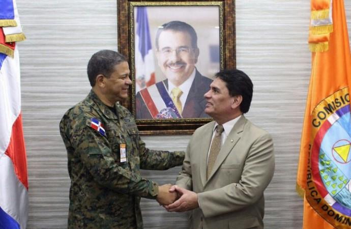 República Dominicana y Paraguay firmarán convenio de cooperación sobre Gestión Integral del Riesgo de Desastres