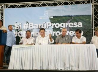 Gobierno inicia inversión de 100 millones de balboas para reactivar zonas bananeras