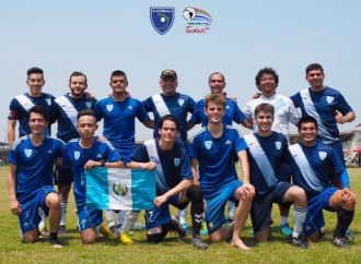 Guatemala participa en «Copa América Taiwán 2017»