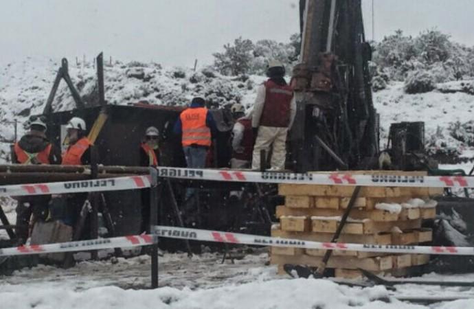 Así fue el despliegue del Gobierno Chileno tras derrumbe en la mina Delia 2