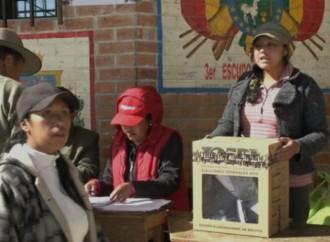 OEA dio inicio a la auditoría del registro electoral de Bolivia
