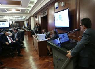 MiBus presenta al Gabinete las mejoras en el sistema de transporte público