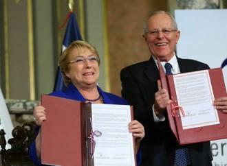 Perú y Chile concluyen Primer Gabinete con más de 100 acuerdos suscritos