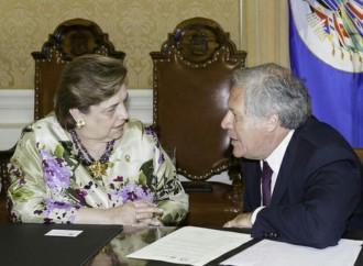 OEA y PARLACEN suscriben declaración conjunta en materia migratoria