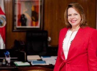 Vicepresidenta de Costa Ricase postula a Dirección del Fondo de Población de las Naciones Unidas