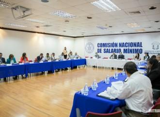 Comisión de Salario Mínimo aprueba cronograma de giras y ponencias técnicas