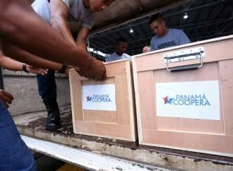 Panamá envía ayuda humanitaria a afectados por el huracán Irma