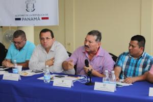 Comisión Nacional de Salario Mínimo sesionó en Azuero y Veraguas