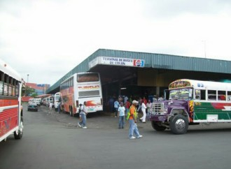 Innecesario anuncio de paro de transporte en Colón, advierte González