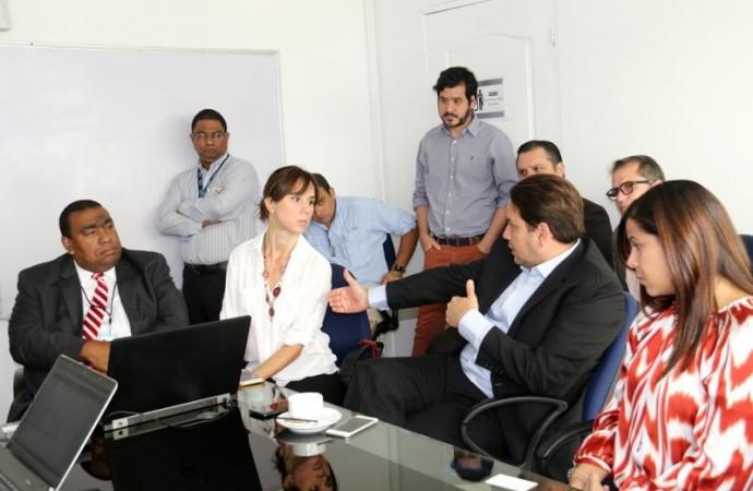 AIG optimizará atención de servicios del IDAAN y Saneamiento de la Bahía con el 311