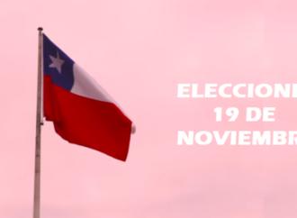 Chilenos en 70 países del mundo podrán votar en las elecciones del domingo