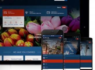 Delta Cargo lanza el rediseño de su sitio web