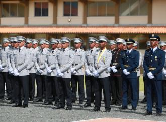 Nueva generación de oficiales jura lealtad al Estado para proteger y servir a los ciudadanos