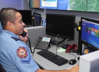 Línea 103 del BCBRP atendió más de 25,600 emergencias de enero a noviembre 2017