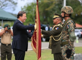 Presidente Varela designa a comisionado Estrada nuevo director del Senafront
