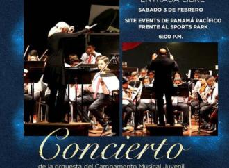 Hoy concierto de clausura del XXXIII Campamento Musical Juvenil 2018