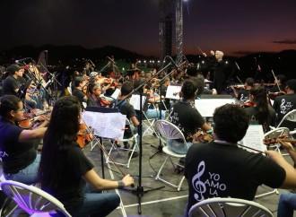 150 jóvenes participantes celebran conéxito clausura 33°Campamento Musical Juvenil