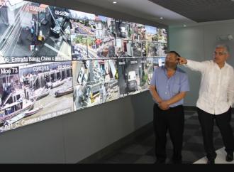 Comerciantes chinos interesados en sumarse al sistema Videovigilancia de la Alcaldía de Panamá