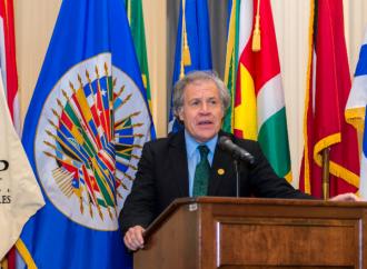 Almagro respalda a funcionarias de la OEA que deseen unirse al Paro Internacional de Mujeres