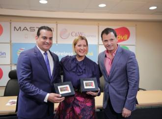 MITRADEL, Despacho de la Primera Dama y Cable & Wireless Panamá realizan lanzamiento de tarjetas + Móvil contra el TI