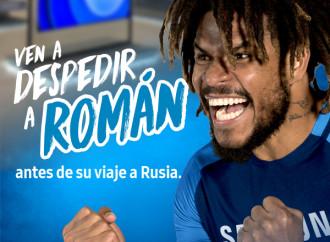 Samsung se une a Román Torres para celebrar la gran fiesta del deporte