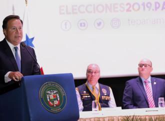 Discurso del Presidente Juan Carlos Varela en el acto de convocatoria de las elecciones generales 2019