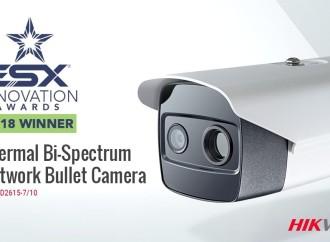 Hikvision galardonado con el premio ESX Innovation 2018 en Videovigilancia