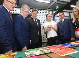 Presidente Varela busca mayor cooperación con Rusia en materia de educación técnica superior