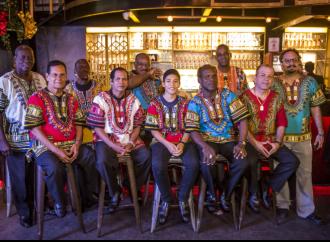 The Beachers embajadores culturales de Panamá en España y Costa Rica