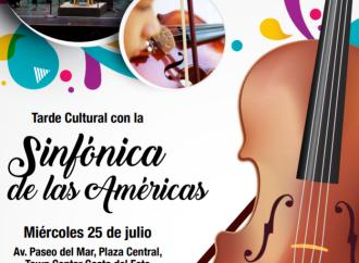 Sinfónica de las Américas vuelve a Panamá en su Festival de Verano 2018, animando a optar por el arte musical, que cambia vidas