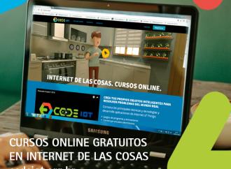 Samsung y LSI-TEC imparten cursos gratis en línea sobre Internet de las Cosas (IoT)