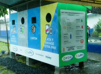 Panamá Este ya cuenta con Estaciones de Reciclaje gracias a la Alianza Público-Privada Basura Cero-Cambia tu Barrio