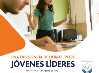 Más de 120 jóvenes participarán en el Primer Foro de Debate de Panamá Oeste: «Experiencia de debate entre jóvenes líderes»