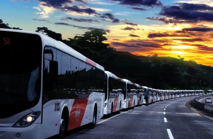 MiBus ampliaconectividad de los usuarios en el Este de la ciudad e implementa Sistema de Codificación