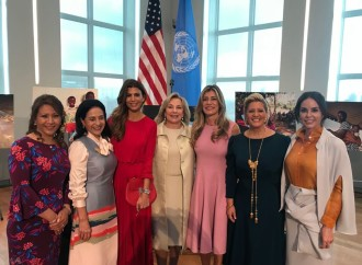 Primeras Damas acuerdan crear coalición para fortalecer y concretar alianzas de cooperación