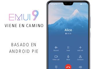 Huawei anuncia EMUI 9.0, la capa de personalización sobre Android 9 Pie diseñada para mejorar la experiencia de los usuarios