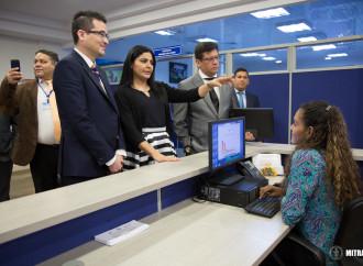 Viceministro de Trabajo del Perú visita MITRADEL y resalta labor de la Dirección Nacional de Empleo