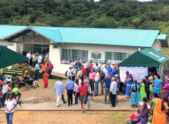 Presidente Varela inaugura nueva sede del MIDA enNgäbe Buglé
