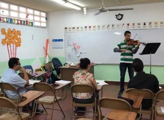 Niños y Jóvenes de Panamá asisten a Convocatoria de la Asociación Nacional de Conciertos para Audiciones del Campamento Musical Juvenil 2019