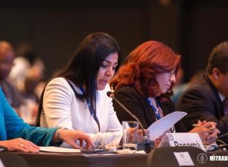 Reducir las brechas educativas y de competencia de mano de obra puntos clave para un desarrollo productivo, Viceministra Santamaría