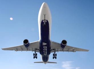 Delta Air Lines reporta su rendimiento operativo de Octubre 2018