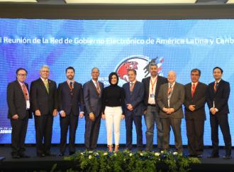 Panamá es Sede de la V Reunión Ministerial de Gobierno Electrónico