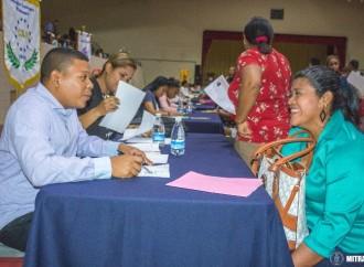 MITRADEL realiza primer reclutamiento focalizado del año para centros educativos particulares