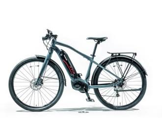 Panasonic impulsa la nueva línea de bicicletas de asistencia eléctrica preparada para transformar la Micro Movilidad