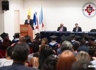 Convenio MITRADEL-USMA gradúan a 49 trabajadores de Maestría en Derecho Laboral
