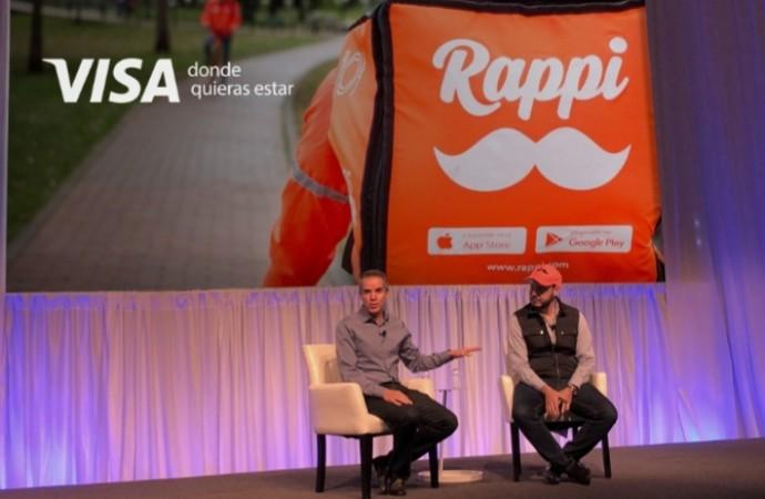 Visa y Rappi firman alianza estratégica para acelerar el comercio digital en América Latina y el Caribe