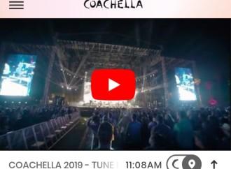Vive Coachella 2019 en vivo por YouTube y YouTube Music desde cualquier lugar del mundo