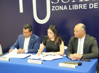 AUZLC firma convenio para para prevenir y detectar el blanqueo de capitales, financiamiento de actividades terroristas y armas de destrucción masiva