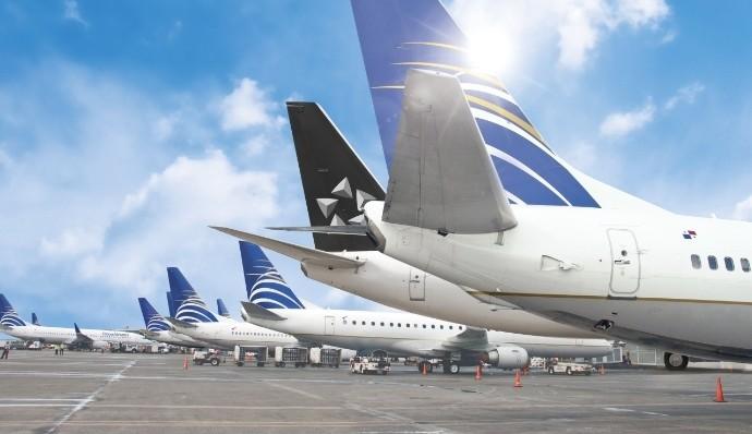 Copa Airlines, elegida como «La mejor Aerolínea del Año de América Latina» por usuarios del prestigioso sitio Kayak.com